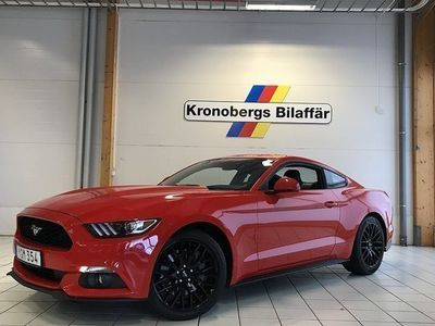 usata Ford Mustang 2,3 EcoBoost Manuell 2017, Sportkupé 309 900 kr