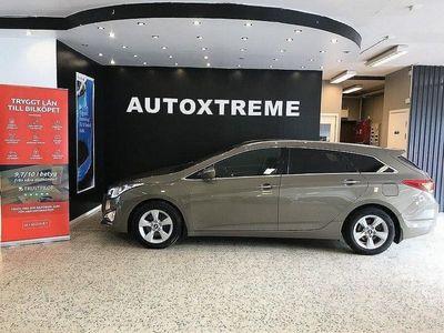 brugt Hyundai i40 1.7crdi drag lågmil 136hk -12