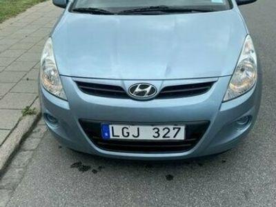 begagnad Hyundai i20 PBT
