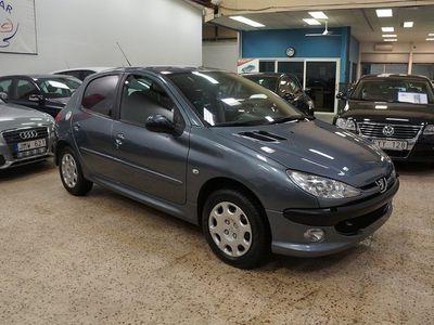 begagnad Peugeot 206 1,4 5D Ny kamrem Ny servad