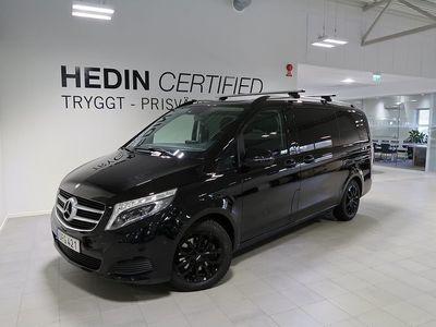 begagnad Mercedes V220 d 7G-Tronic
