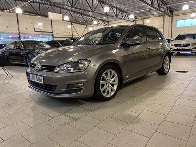 begagnad VW Golf 5-dörrar 1.4 TSI BlueMotion Aut., Highline Plus 140hk