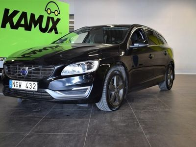 brugt Volvo V60 D5 Momentum Aut Dieselvärmare