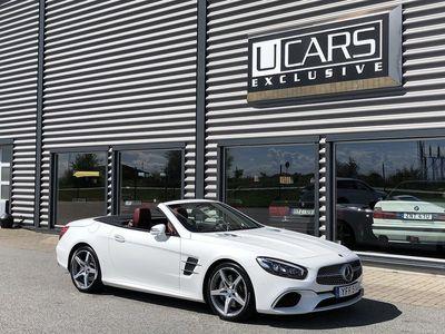 usata Mercedes 400 SL-KLASS/ AMG / Panorama
