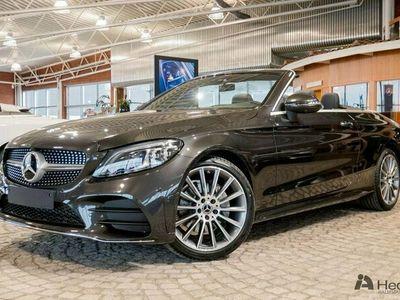 begagnad Mercedes C200 - BenzCABRIO / / AMG & PREMIUM PLUS / /