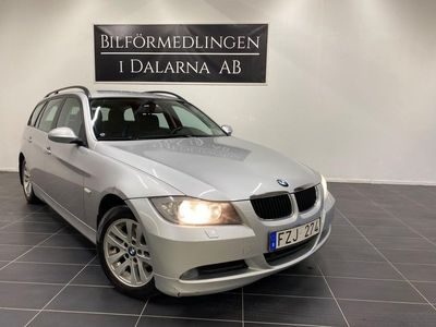 begagnad BMW 318 D 122HK Drag Motor-V