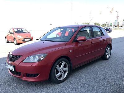 brugt Mazda 3 Sport 1.6 105hk Kamkedja