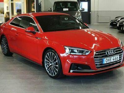 begagnad Audi A5 COUPÉ