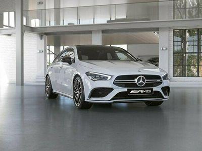 begagnad Mercedes CLA35 AMG - Benz4MATIC Shooting Brake