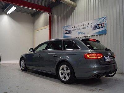 begagnad Audi A4 2.0 TDI 190 HK AUT QUATTRO S-LINE