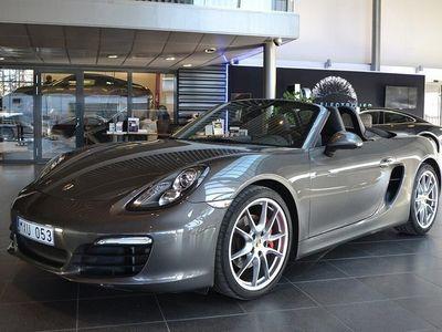 begagnad Porsche Boxster S Sport Chrono 315hk