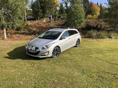 begagnad Hyundai i40 cw 1.7 CRDi Nybesiktad
