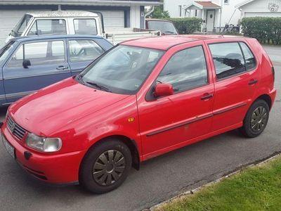 begagnad VW Polo 1,6 -99