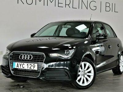 begagnad Audi A1 Sportback 1.6 90hk Automat/Vhjul