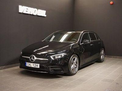 begagnad Mercedes A220 4MATIC AUT PANORAMA