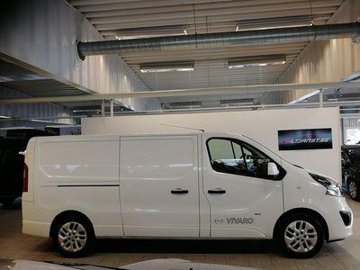 käytetty Opel Vivaro Van 1.6 CDTI BIturbo 140hk L2H1 P -16