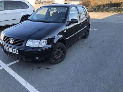 begagnad VW Polo 1.4