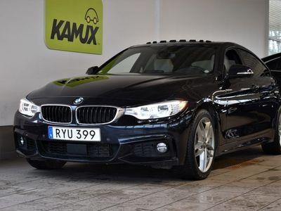gebraucht BMW 435 Gran Coupé d xDrive M-Sport SoV (313hk) SE UTR HEMLEVERANS