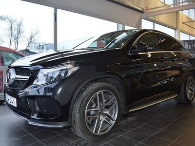 begagnad Mercedes GLE350 d 4MATIC Coupé