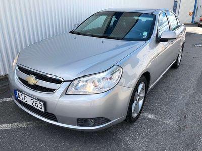 begagnad Chevrolet Epica 2.0 144hk