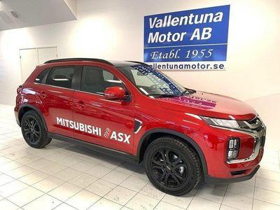 begagnad Mitsubishi ASX 2,0 AS&G CVT 4WD BUSINESS *DE