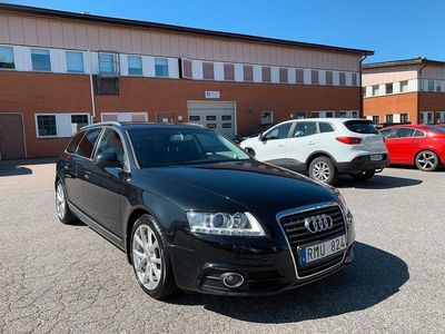 begagnad Audi A6 Avant 2.0 TFSI 170hk S-Line 13000 mil