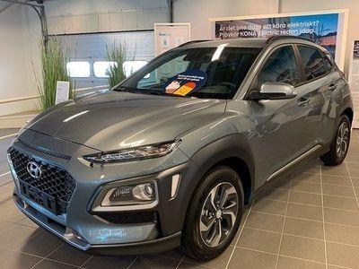 begagnad Hyundai Kona Hybrid Premium 2020, Personbil 274 800 kr
