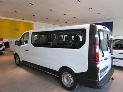 begagnad Renault Trafic III Passenger 1,6 125 TT S/S L -16