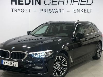 begagnad BMW 520 520d Touring G31 190Hk automat