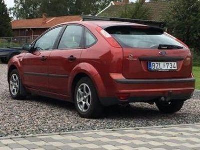 begagnad Ford Focus 1.8