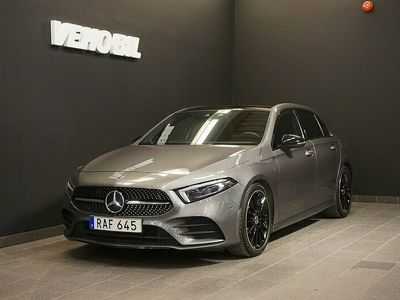 begagnad Mercedes A250 4MATIC 7G-DCT AMG Panorama Night Package