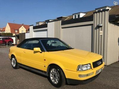 begagnad Audi 80 2.3E CAB -92