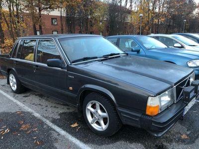 used Volvo 740