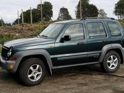 begagnad Jeep Cherokee lågmilare -05