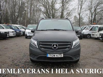 begagnad Mercedes Vito 119 BlueTEC 4M 119d AUT 4X4 Plus 7G 190hk