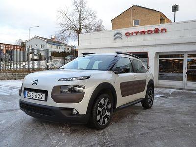 begagnad Citroën C4 Cactus BlueHDi Euro 6 100HK -15