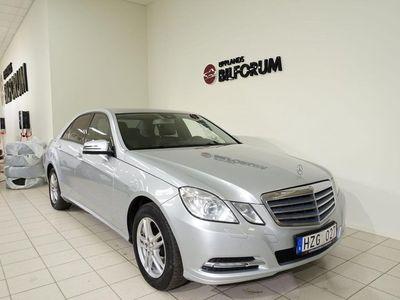 begagnad Mercedes E200 212 GNGT