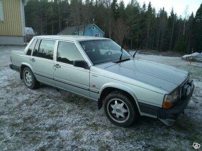 usado Volvo 744 GLE skattebefriad -88