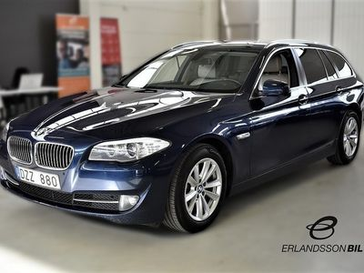 begagnad BMW 530 d Touring Steptronic (245hk) Drag