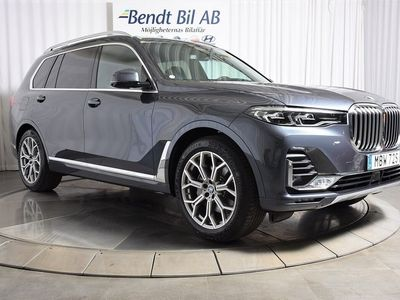 begagnad BMW X7 xDrive40i / 7-sits / Pure Excellence
