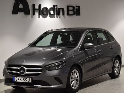begagnad Mercedes B180 // Backkamera // Navi