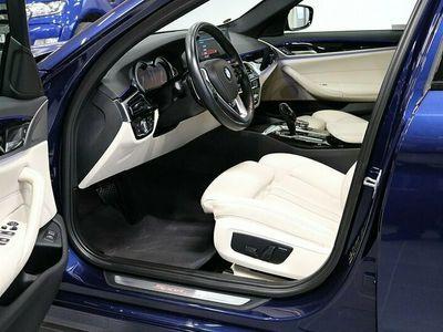 begagnad BMW 520 d xDrive Touring Sportline D-Värm Läder Park Assist