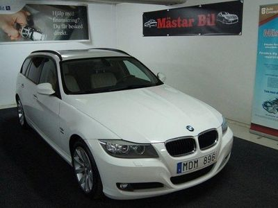 gebraucht BMW 320 d xDrive Touring Automat 184hk