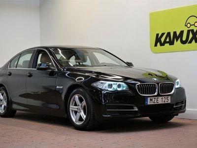 brugt BMW 520 d xDrive Sedan S&V-hjul (190hk)