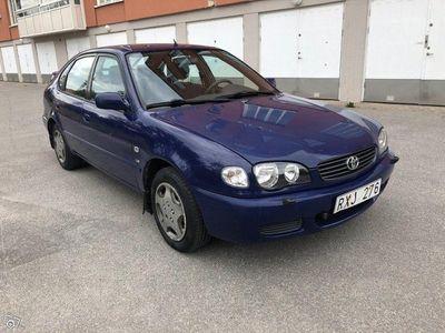 brugt Toyota Corolla Liftback 1.6 VVT-i 110hk