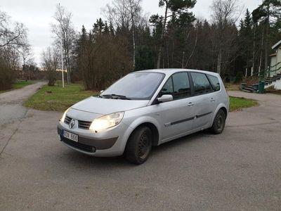 begagnad Renault Grand Scénic 2.0