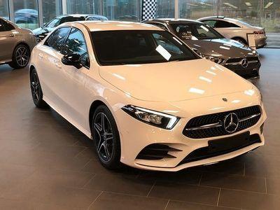begagnad Mercedes A200 A BenzSedan AMG Line 2020, Halvkombi 339 550 kr