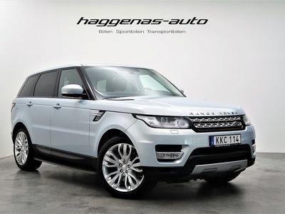 begagnad Land Rover Range Rover Sport SDV8 / Autobiography / SE SPEC