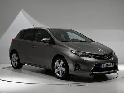 begagnad Toyota Auris *1,95% RÄNTA* 1.6 Multidrive S 132hk Automat