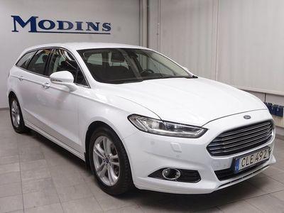 begagnad Ford Mondeo 2.0TDCI Titanium Värmare Drag 2015, Personbil 148 900 kr